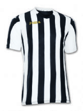 Copa Black/White Short Sleeve Shirt